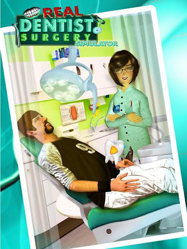 Real Dentist Surgery Simulator
