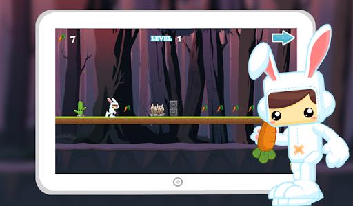 Super Angelo Bunny screenshot 0