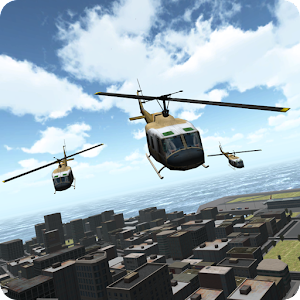 Furious Helicopter Simulator for PC and MAC