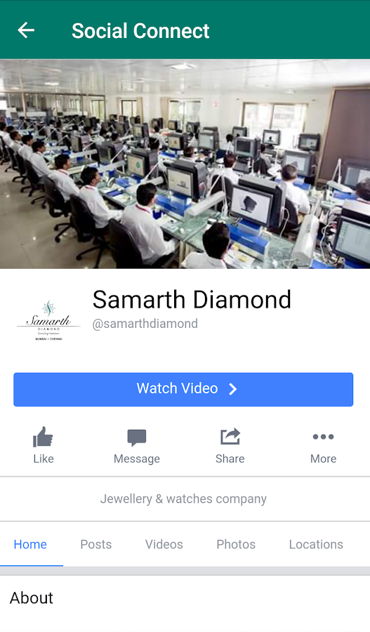 Samarth Diamond- screenshot