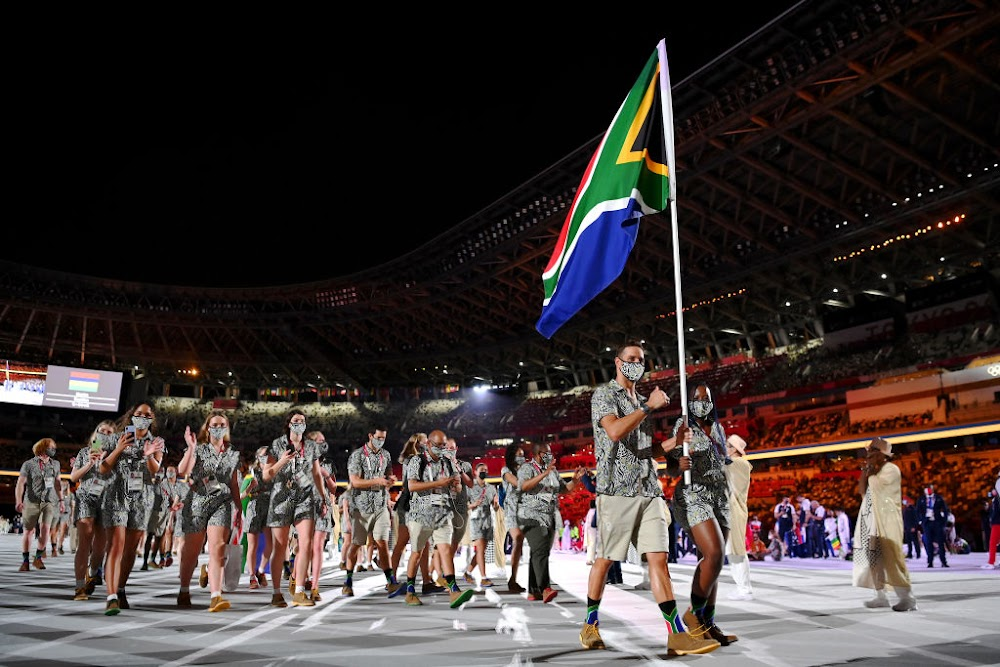 How funky velskoene ended up on the SA Olympic team's feet