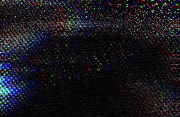 صفحه سیاه دوربین مدار بسته