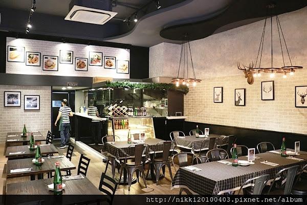 台北中山區義大利餐廳推薦 WOW Bistro 中山店 旺慢食餐酒館