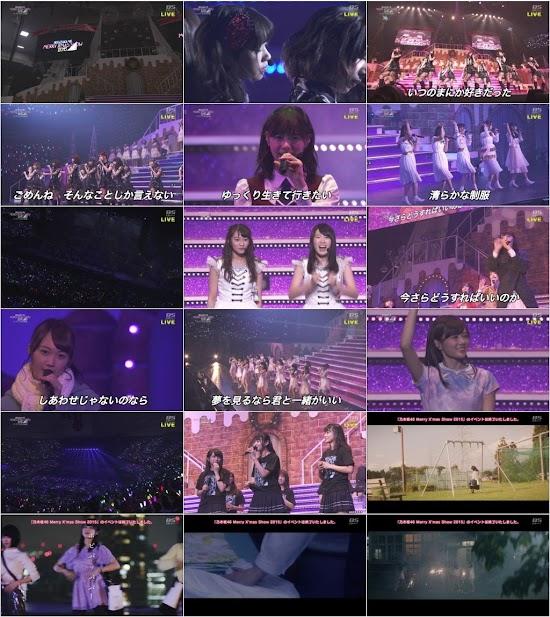 (TV-Music)(1080i) 乃木坂46 Merry X'mas Show 2015 12.20日本武道館 完全生中継 151220