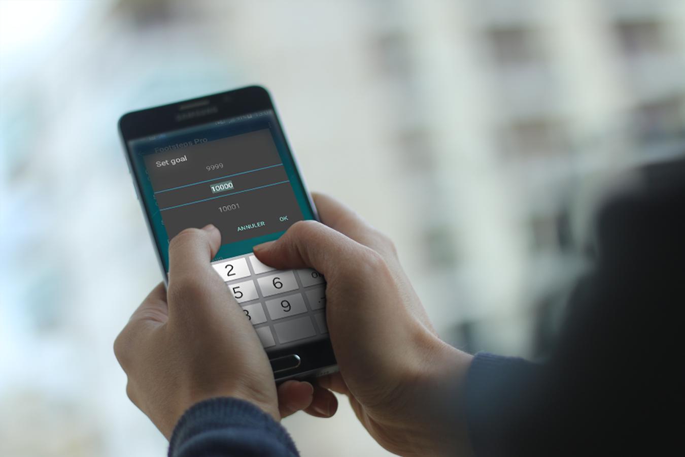 Podómetro - Pasos - Aplicaciones de Android en Google Play