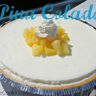 Pina Colada Gelatin Recipes.