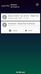 Listen To Quran APK screenshot thumbnail 4