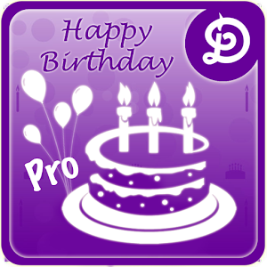 Birthday Cards Maker SMS Pro Android Apps on Google Play