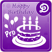 Birthday Cards Maker SMS Pro