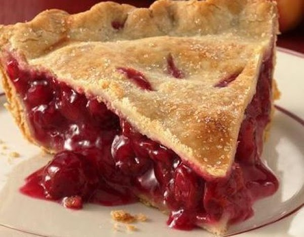 Old-fashioned Cherry Pie Recipe