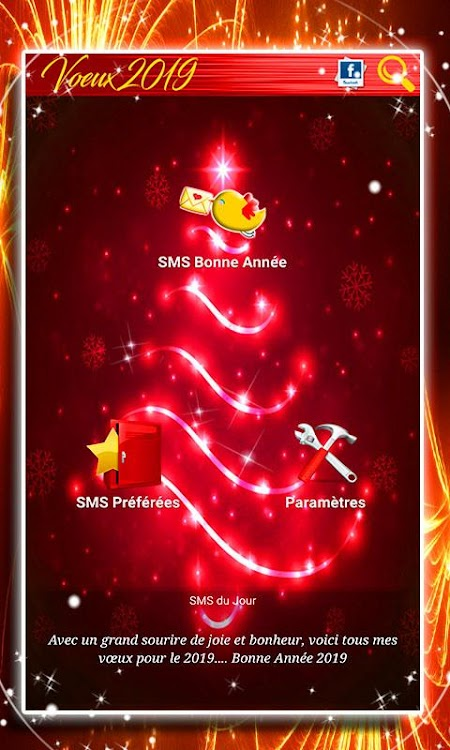 Sms Bonne Année 2019 Android Applications Appagg