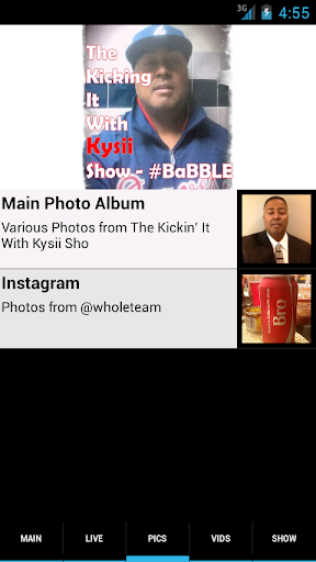 Kickin' It With Kysii Show