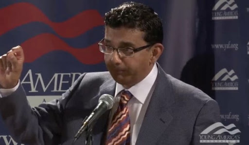 Dinesh D'Souza: White supremacist behind Charlottesville rally was Obama supporter