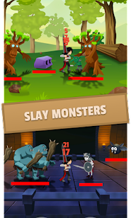 Static Hero screenshot