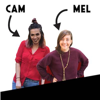 Cameron Gray & Mel Bikowski