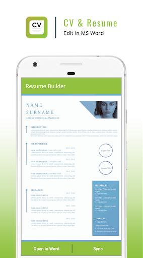 Resume Builder App - CV Maker & Resume Creator ss3