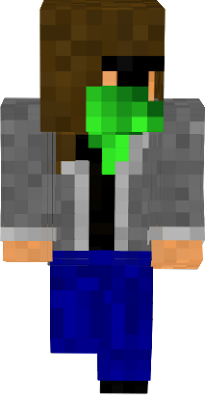 A personal skin for what I look like