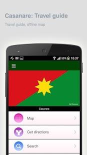 Casanare: Offline travel guide - náhled