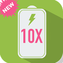 New 10X - Super Fast Charge & Battery Saver icon