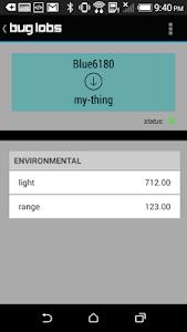 IoT Gateway screenshot 3