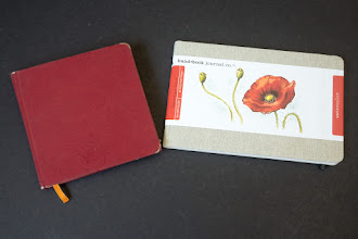 Photo: Watercolor Sketchbook (200GSM) from Global Art Materials http://www.parkablogs.com/node/11660