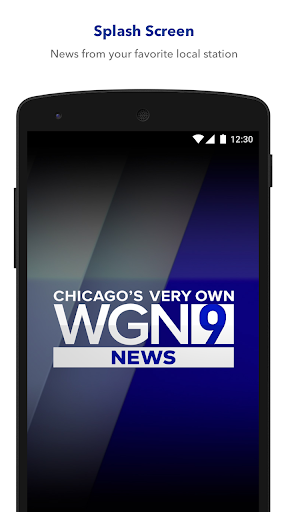 WGN-TV Screenshot