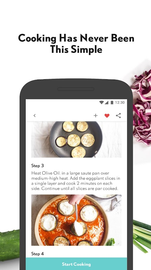 SideChef: Recipes, Meal Plans, Grocery Lists- screenshot