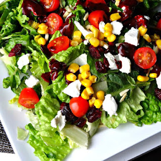 A Salad for the one who hates Salad