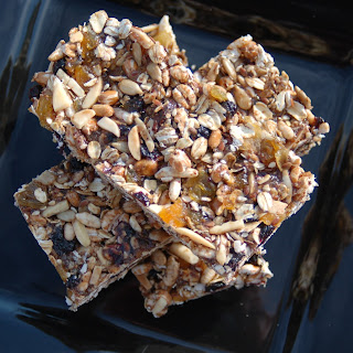 Espresso Almond Power Bars