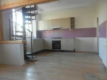 Appartement 3 pièces 55,89 m2