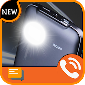 FlashLight Alert on Call & SMS