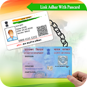 LInk Aadhar With Pancard