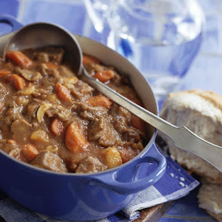 Old Fashioned Beef Stew.