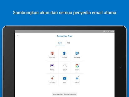 Microsoft Outlook- gambar mini screenshot