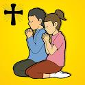Children's Prayers - Catholic icon