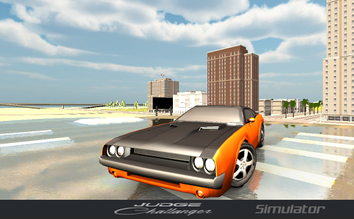 car racing sport simulator