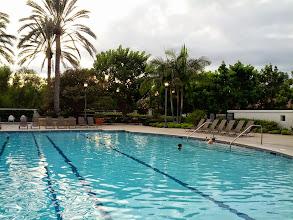 Photo: November Pool