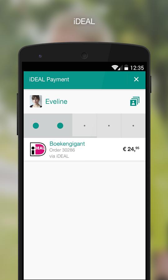 ABN AMRO Mobiel Bankieren- screenshot