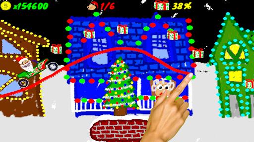 Scribble Santa 2