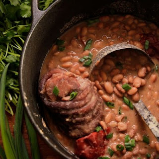 Pinto Beans & Ham Hocks Recipe