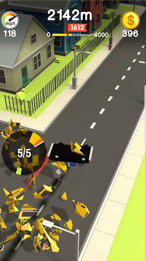 Crashy Cops! - screenshot
