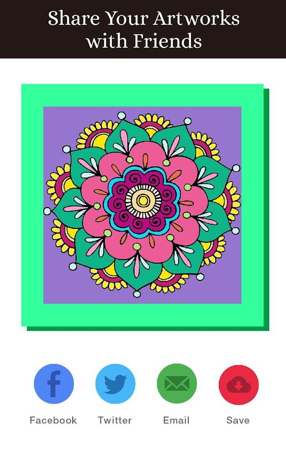coloring pages magic garden android apps on google play - Magical Garden Coloring Book