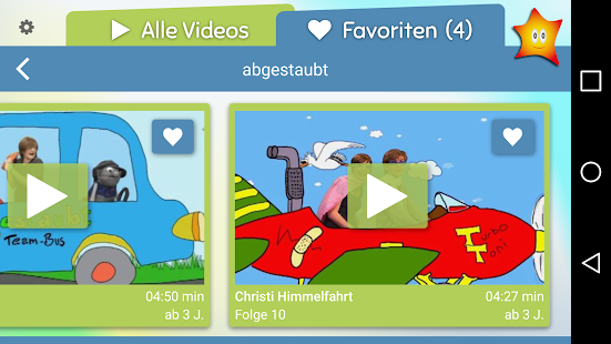 Bibel TV Kids- screenshot thumbnail