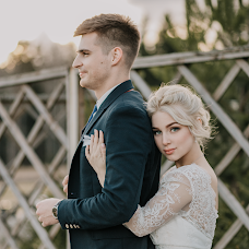 Wedding photographer Aleksandra Delovaya (nofunnybusiness). Photo of 22.06.2018