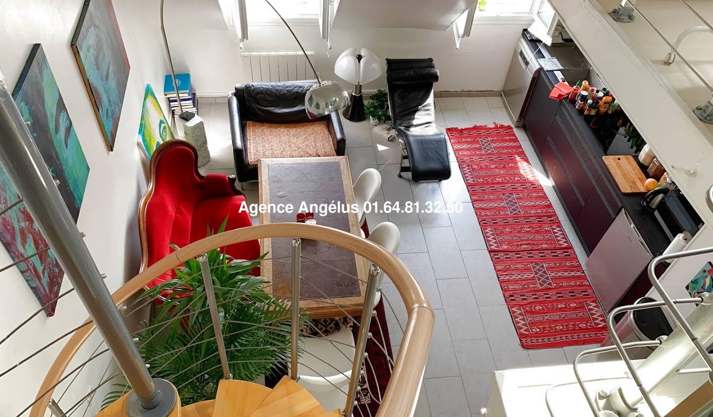Appartement Fontainebleau