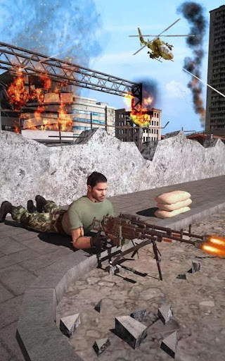 BROTHER IN WARS: GUNNER CITY WARLORDS  screenshots 3