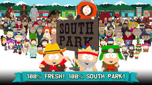 South Park: Phone Destroyer™ (Mod)