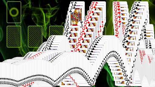 Pyramid Golf Solitaire screenshots 4