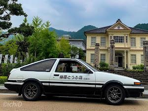 スプリンタートレノ AE86 GT-APEXのカスタム事例画像 イチDさんの2020年12月01日23:24の投稿