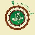 وجبات 15 ثانية icon
